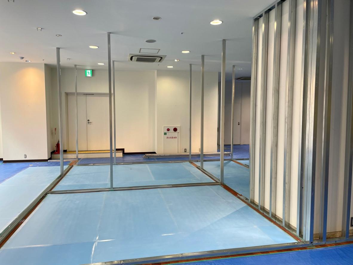 三島市内 新装工事