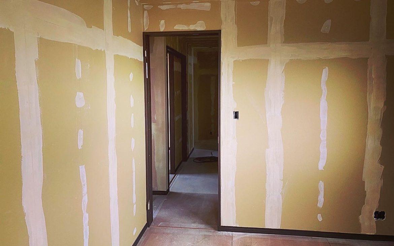 K様邸 木造2階建て 工事